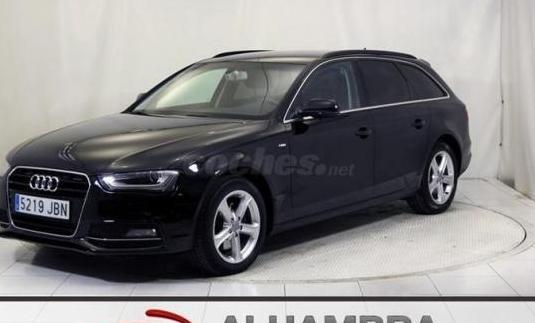 Audi a4 avant 2.0 tdi 150cv multitron s line ed 5p