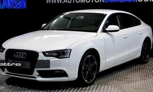 Audi a5 sportback 3.0 tdi 245cv quattro s tronic 5