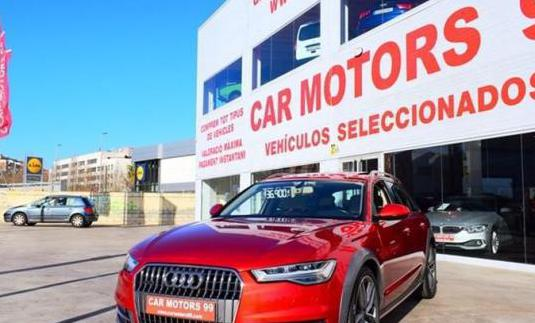 Audi a6 allroad quattro 3.0 tfsi 333cv quattro s t