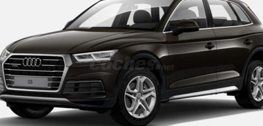 Audi q5 design 40 tdi 140kw quattro s tronic 5p.
