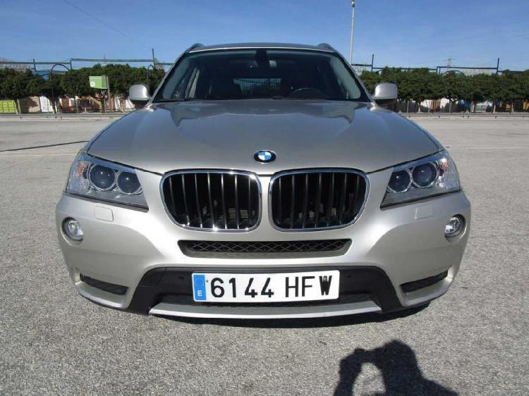 BMW X3 2011 gasolina 184cv