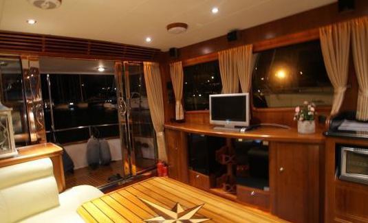 Barco north sea 44