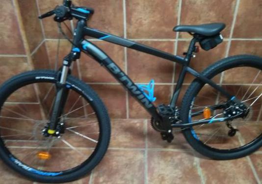 Bicicleta b-twin 520 talla l