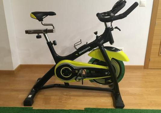Bicicleta de spinning diadora racer evo 20
