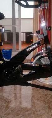 Bicicleta estática(spinning)
