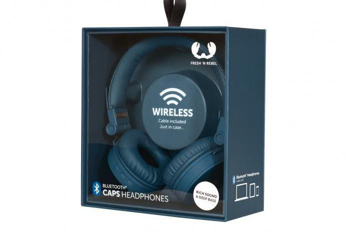 Bluetooth caps headphone - ind 3hp200in auriculares