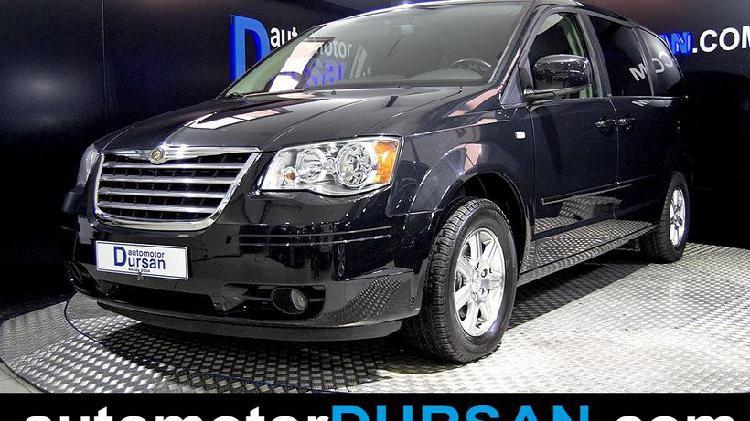 Chrysler voyager grand se 2.8 crd auto