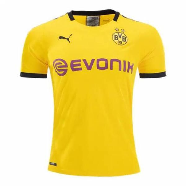 Camiseta dortmund replica 2019-2020