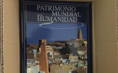 Colección patrimonio mundial de la humanidad