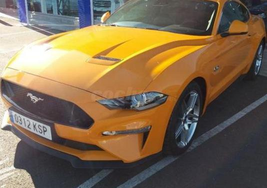 Ford mustang 5.0 tivct v8 336kw mustang gt a.fast.