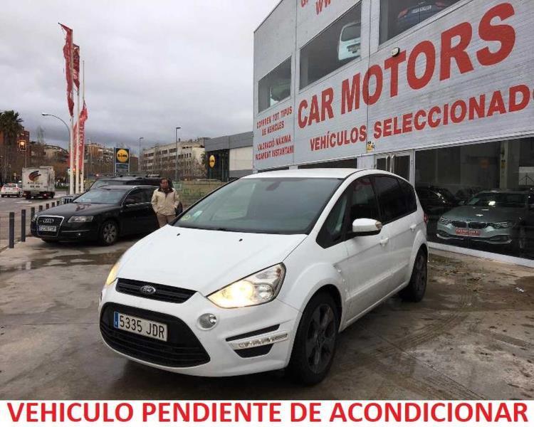 Ford smax 2015 diesel 140cv