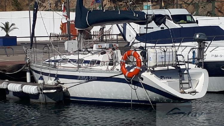 Furia yacht 332