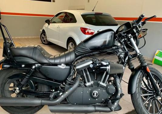 Harley davidson sportster 883 iron (modelo actual)
