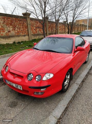 Hyundai coupe hyundai coupe de 2001 con 250.000 km por 650