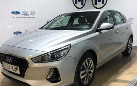 Hyundai i30 1.0 tgdi tecno 5p.