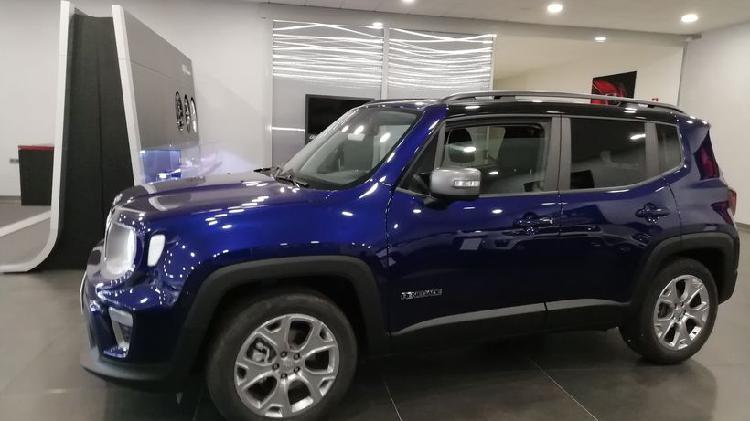 Jeep renegade 1.6mjt limited 4x2 ddct