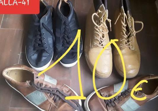 Lote zapatos hombre