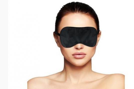 Máscara - antifaz basic negro
