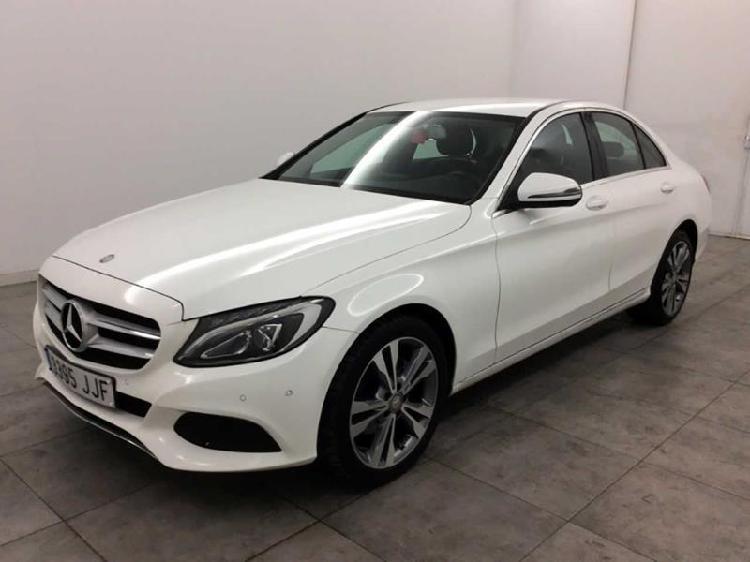 Mercedes-Benz Clase C 2015 diesel 170cv