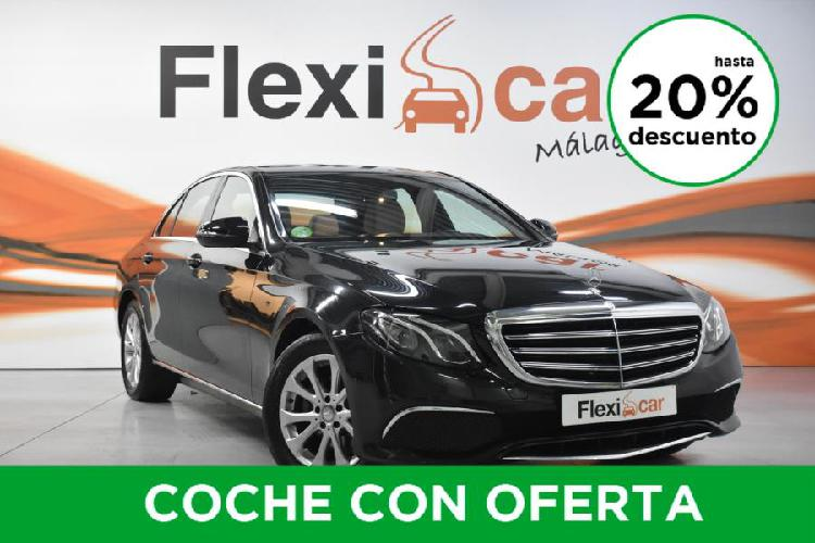 Mercedes-Benz Clase E 2016 diesel 194cv