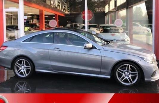 Mercedes-benz clase e coupe e 350 bluetec 2p.