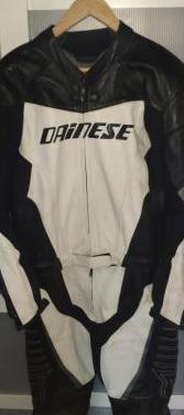 Mono/traje de moto dainese 2 piezas t.54