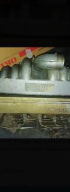 Motor nissan patrol rd28