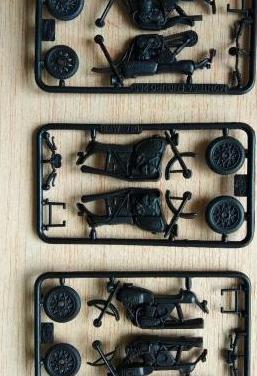 Motos en miniatura. panrico, años 70