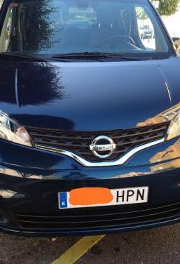Nissan nv200 evalia 1.5dci 110cv 7 plazas