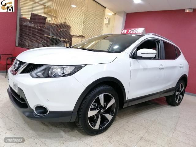 Nissan qashqai 1.2 dig-t n-connecta 4x2 115cv 5 plazas 5p de