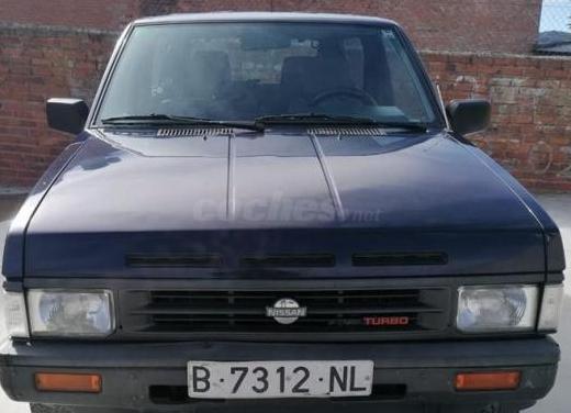 Nissan terrano ii 2.7 td lx 3p.