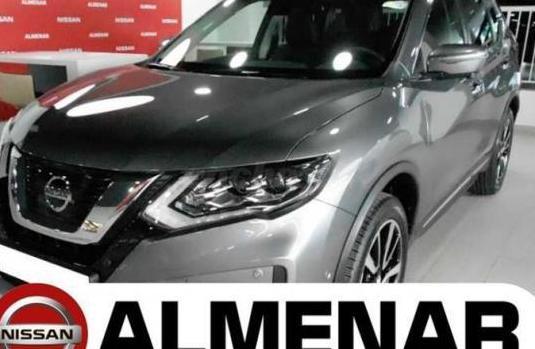 Nissan xtrail 7p dci 110 kw 150 cv e6d tekna 5p.
