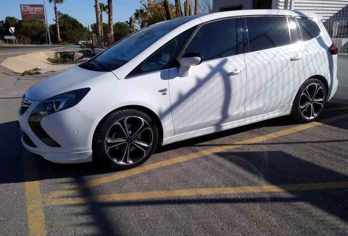 Opel zafira 2.0 cdti 165 cv.