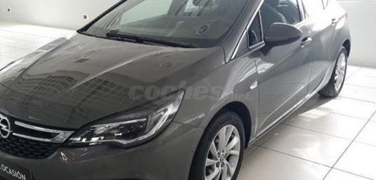 Opel astra 1.4 turbo ss 110kw 150cv dynamic auto 5