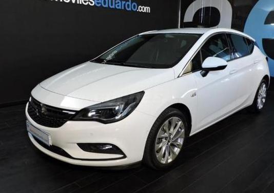 Opel astra 1.6 cdti 110 cv excellence 5p.