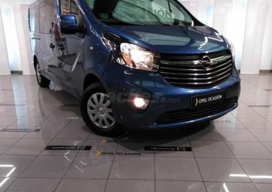 Opel vivaro 1.6 cdti ss 92kw l2 2.9t combi plus9 4