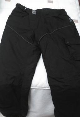 Pantalon de moto hebo