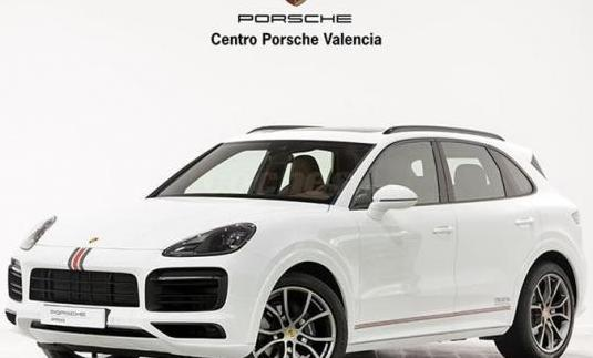Porsche cayenne 5p.