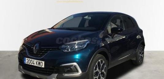 Renault captur zen tce 66kw 90cv 5p.