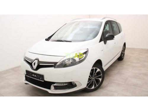 Renault grand scénic 1.6 dci 130 cv energy bose 5 plazas