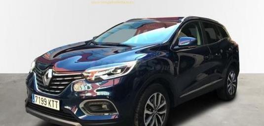 Renault kadjar zen gpf tce 103kw 140cv edc 5p.