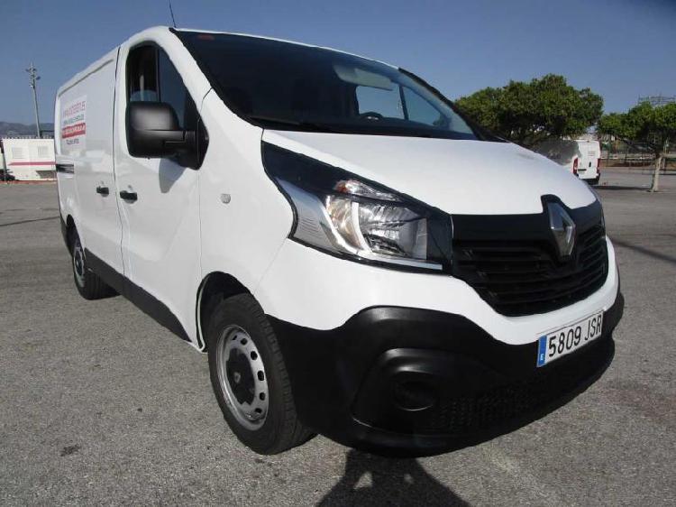 Renault Trafic 2016 diesel 90cv