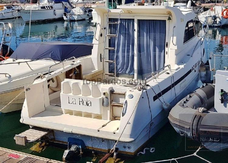 Rio 800 cabin fish diesel