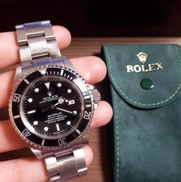 Rolex date sea-dweller automatic 16600