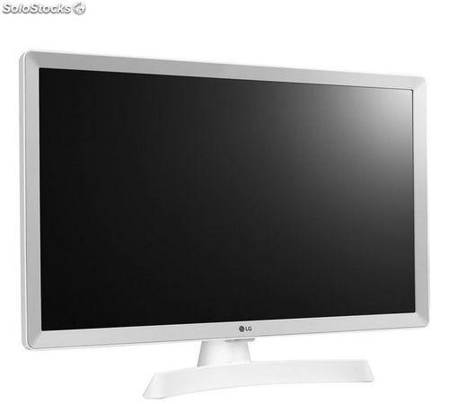 "Smart tv lg 28tl510swz 28"" hd led wifi blanco"