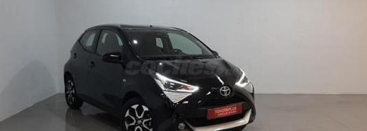 Toyota aygo 1.0 70 xplay 5p.