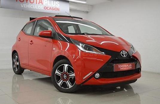 Toyota aygo 1.0 70 xwave 5p.