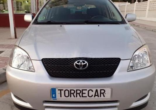 Toyota corolla 1.6 vvti sol 5p.
