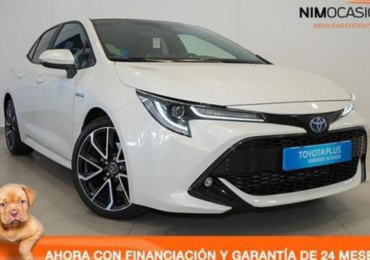 Toyota Corolla 1.8 125h Feel Ecvt 5p.