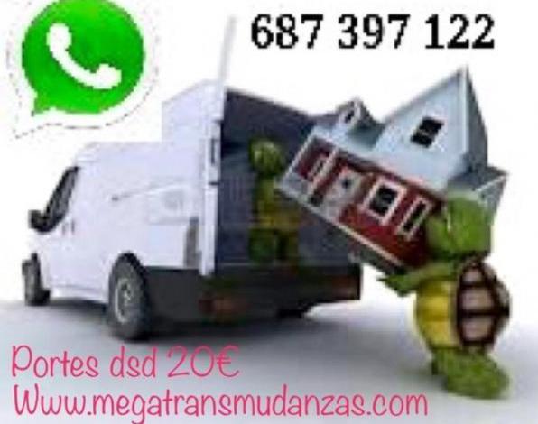 Transporte y mudanzas en cataluña 687397122